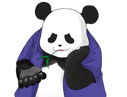 パンダで覚える英単語